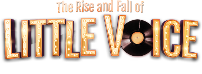The Rise and Fall of Little Voice title